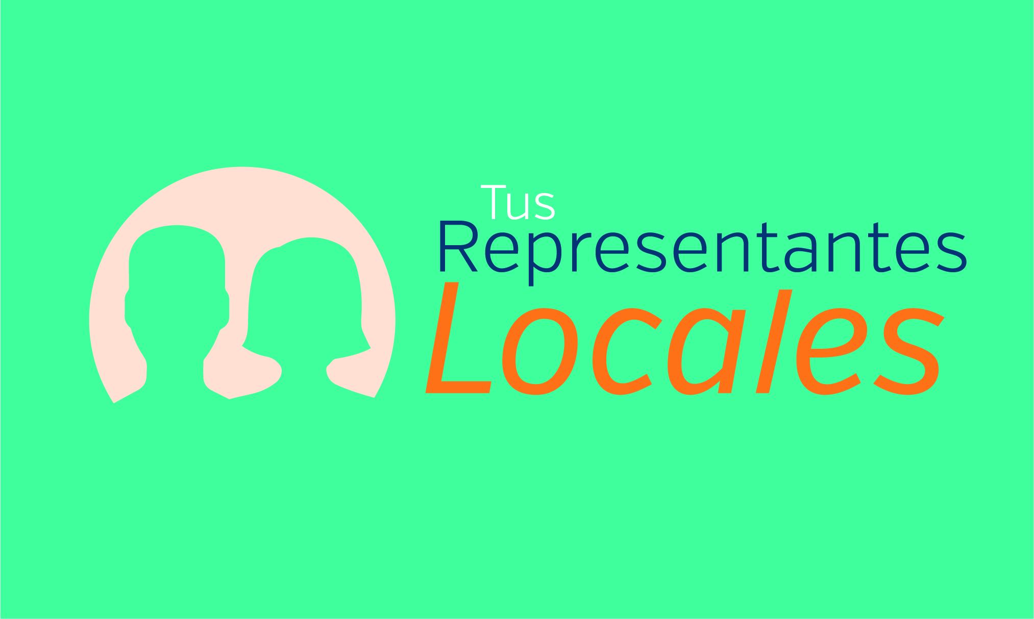 Tus Representantes Locales